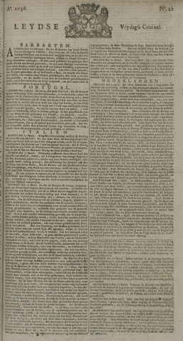 Leydse Courant 1736-04-06