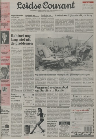 Leidse Courant 1992-04-23