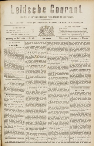 Leydse Courant 1889-07-20
