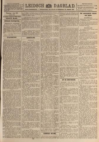 Leidsch Dagblad 1921-06-01