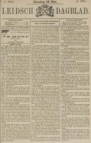 Leidsch Dagblad 1885-05-19