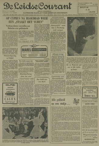 Leidse Courant 1964-02-14