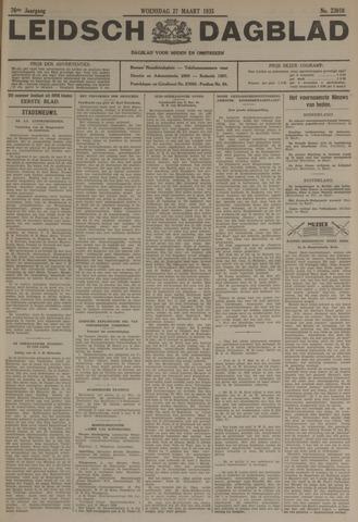 Leidsch Dagblad 1935-03-27