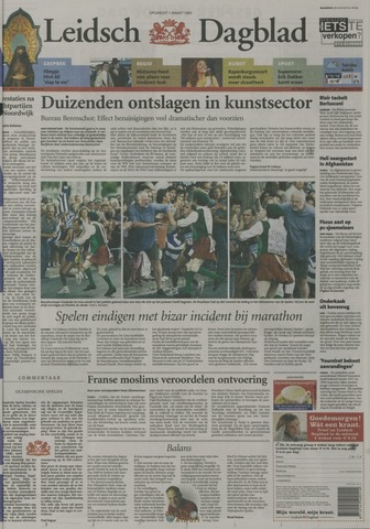 Leidsch Dagblad 2004-08-30