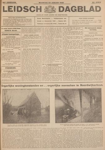 Leidsch Dagblad 1928-01-23