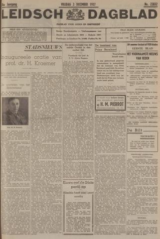 Leidsch Dagblad 1937-12-03