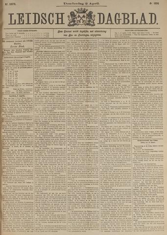 Leidsch Dagblad 1896-04-02