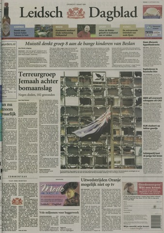 Leidsch Dagblad 2004-09-10