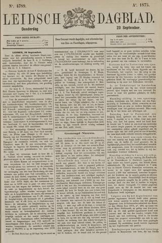 Leidsch Dagblad 1875-09-23