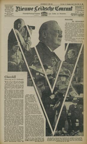 Nieuwe Leidsche Courant 1946-05-09