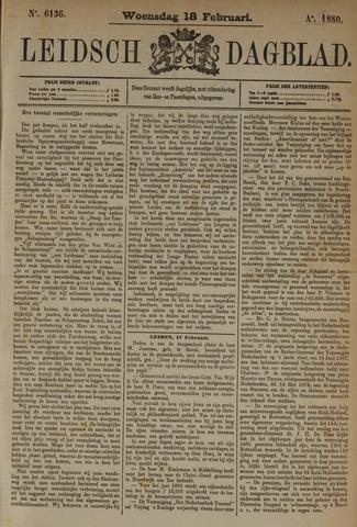 Leidsch Dagblad 1880-02-18