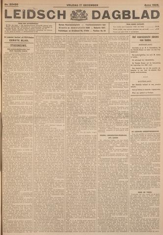 Leidsch Dagblad 1926-12-17