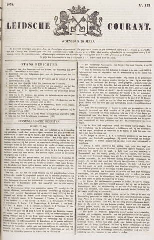 Leydse Courant 1875-07-28
