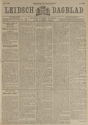 Leidsch Dagblad 1907-09-14