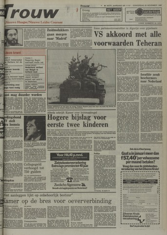 Nieuwe Leidsche Courant 1980-11-20