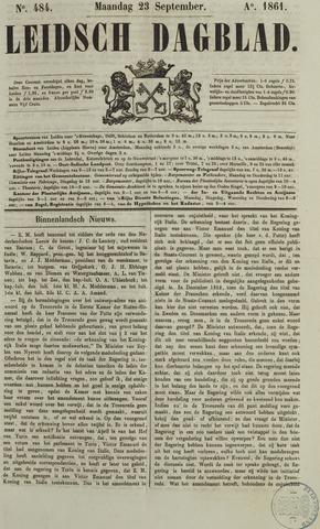 Leidsch Dagblad 1861-09-23