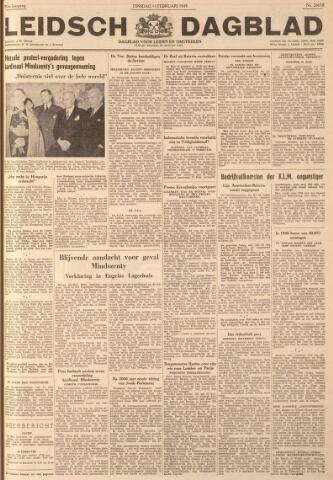 Leidsch Dagblad 1949-02-15