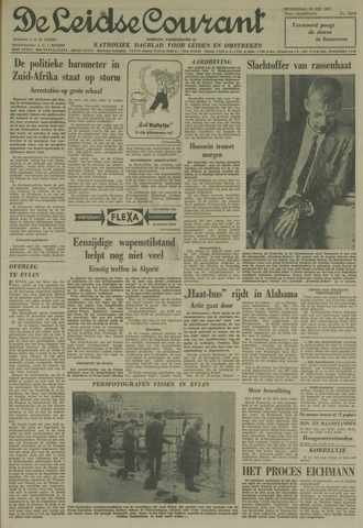 Leidse Courant 1961-05-24