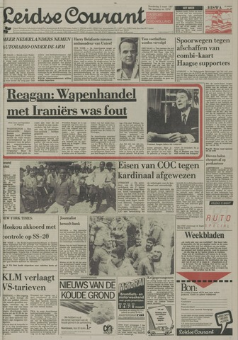 Leidse Courant 1987-03-05