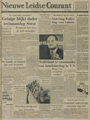 Nieuwe Leidsche Courant 1965-01-22