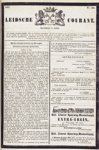 Leydse Courant 1877-06-18