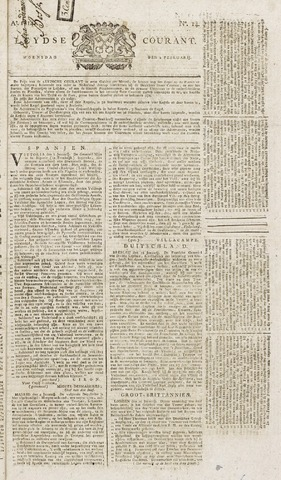 Leydse Courant 1814-02-02
