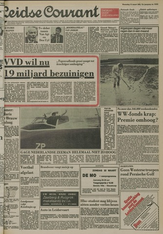 Leidse Courant 1981-03-11