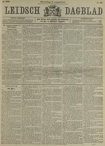 Leidsch Dagblad 1911-08-05
