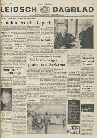 Leidsch Dagblad 1966-03-15