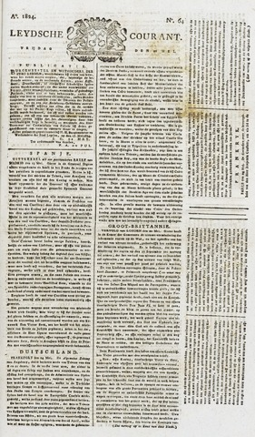 Leydse Courant 1824-05-28