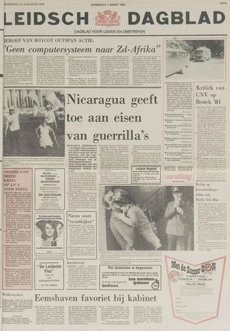 Leidsch Dagblad 1978-08-24