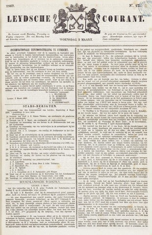 Leydse Courant 1869-03-03