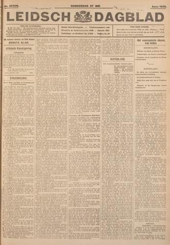 Leidsch Dagblad 1926-05-27