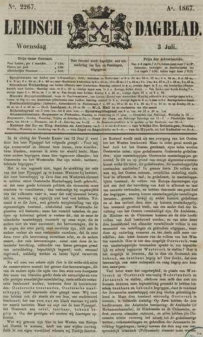 Leidsch Dagblad 1867-07-03
