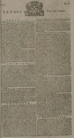 Leydse Courant 1727-09-08