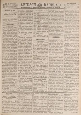 Leidsch Dagblad 1919-07-21