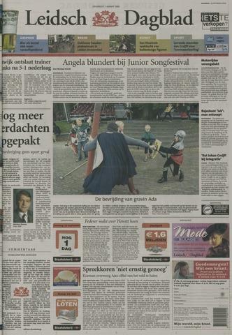 Leidsch Dagblad 2004-09-13
