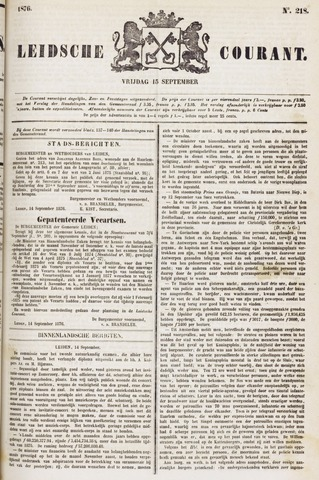 Leydse Courant 1876-09-15
