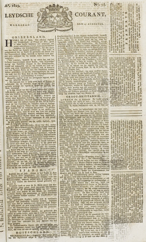 Leydse Courant 1825-08-17