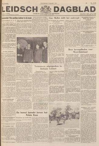 Leidsch Dagblad 1951-03-07