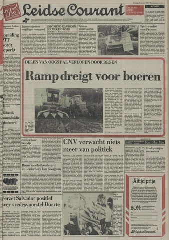 Leidse Courant 1984-10-09