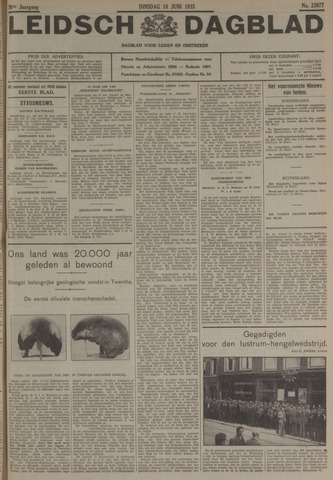 Leidsch Dagblad 1935-06-18