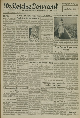 Leidse Courant 1952-03-27