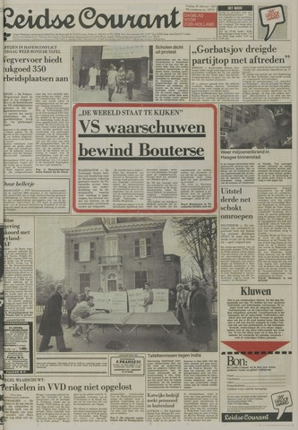 Leidse Courant 1987-02-20