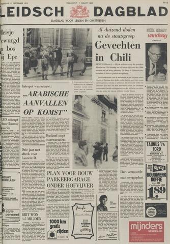 Leidsch Dagblad 1973-09-13
