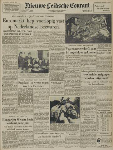 Nieuwe Leidsche Courant 1957-01-28