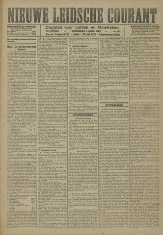 Nieuwe Leidsche Courant 1923-04-04