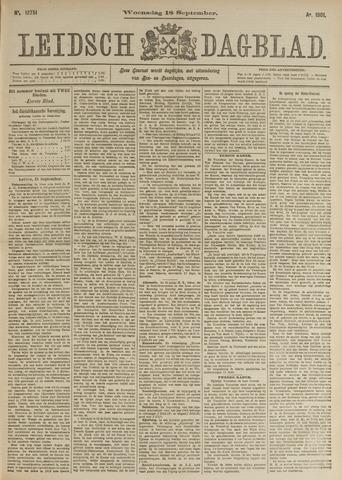 Leidsch Dagblad 1901-09-18