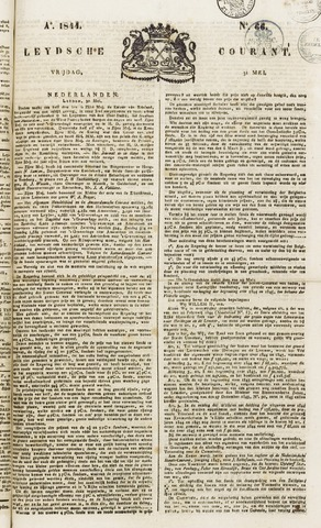 Leydse Courant 1844-05-31