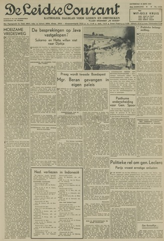 Leidse Courant 1949-06-18